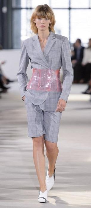 модный тренд весна лето 2018 шорты