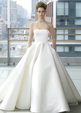 gracy-accad свадебные платья 2019 - тенденция простота и минимализм