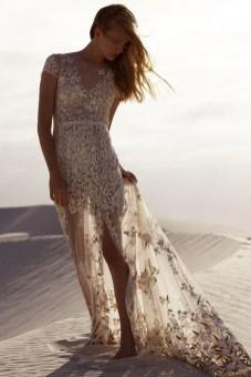 самые красивые модные свадебные платья 2019 прозрачные