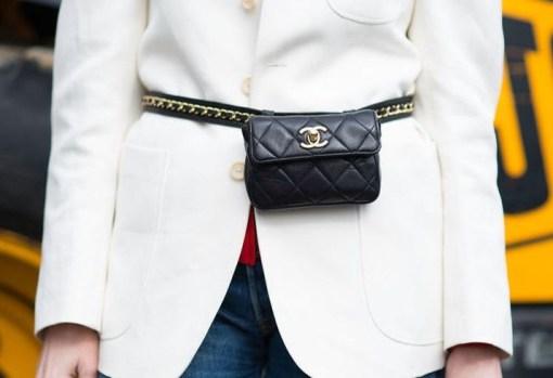 fashion Spring 2018 trend bag street style