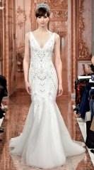 свадебные платья 2019 theia модные тенденции - красивое пышное свадебное платье