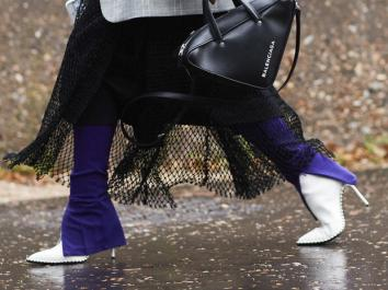white shoes 2018 street style
