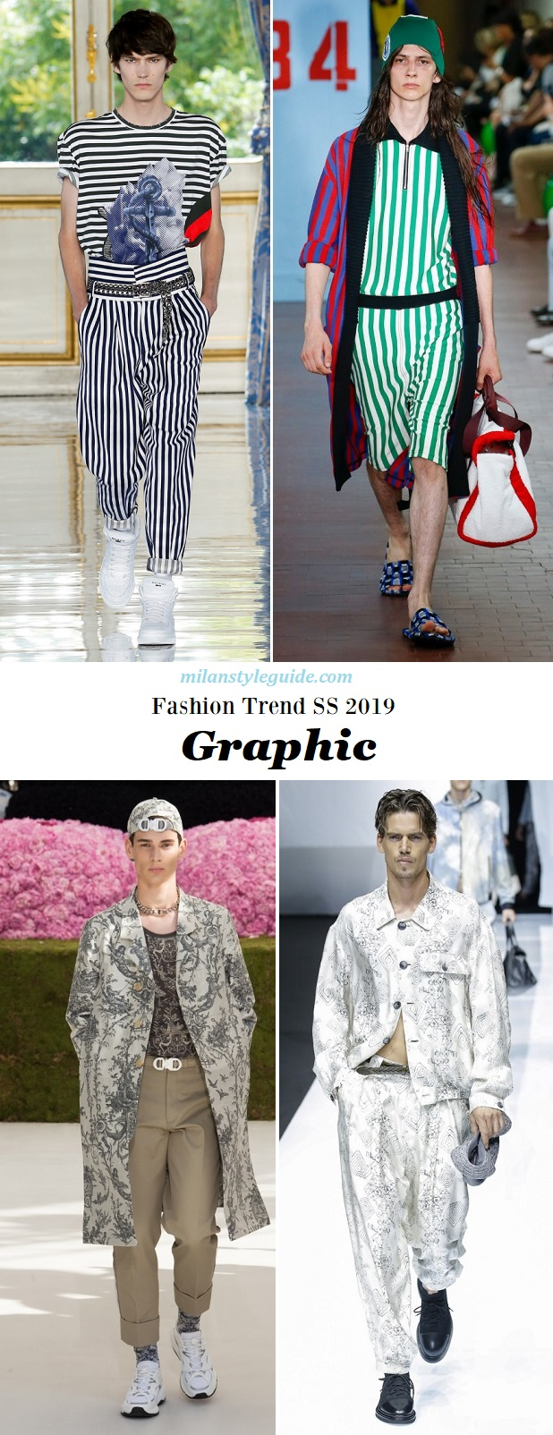 модная тенденции 2019 Graphic