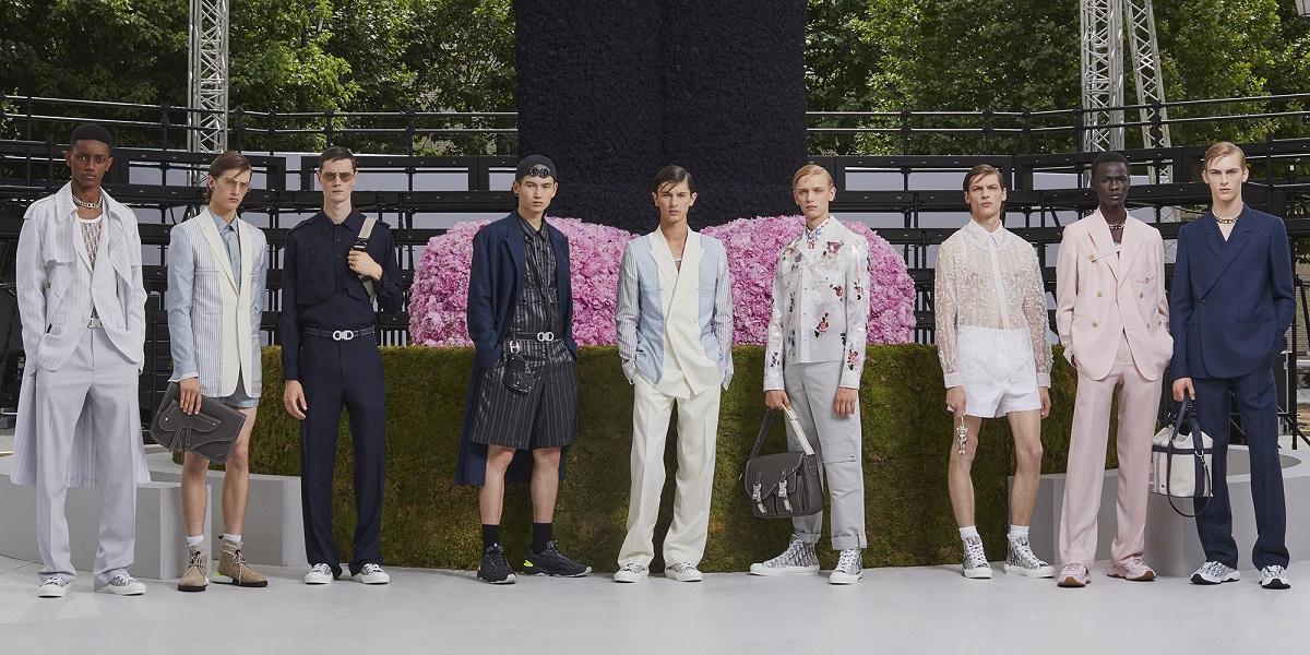 Главные модные тенденции мужской моды сезона Весна-Лето 2019