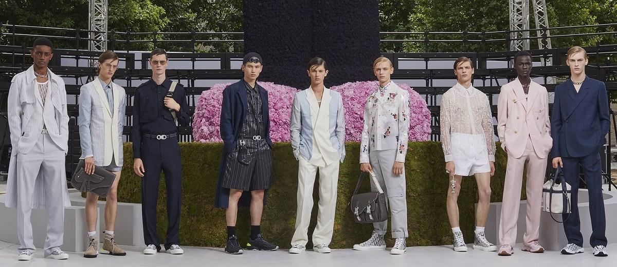 3fe5b84b373 Главные модные тенденции мужской моды сезона Весна-Лето 2019 -