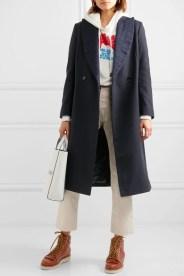 модное пальто осень 2018 оверсайз