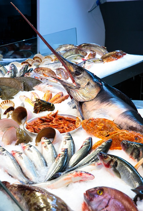 где в милане поесть вкусной свежей рыбы и морепродуктов