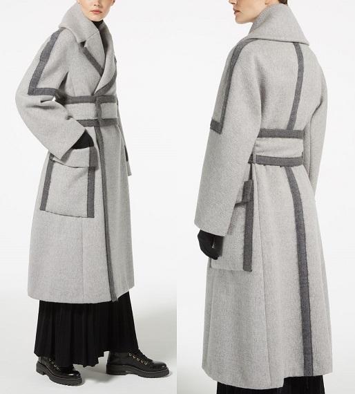 Пальто Мах Мара Ателье 2018
