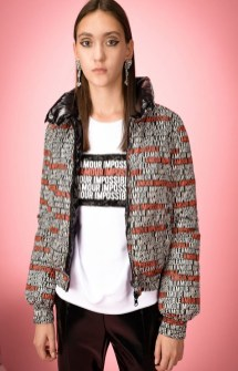 модный пуховик в стиле 80-х- тренд зима 2018 2019