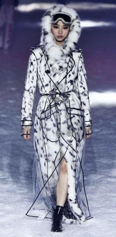 модные шубы Philipp Plein зима 2019 тенденция стритстайл
