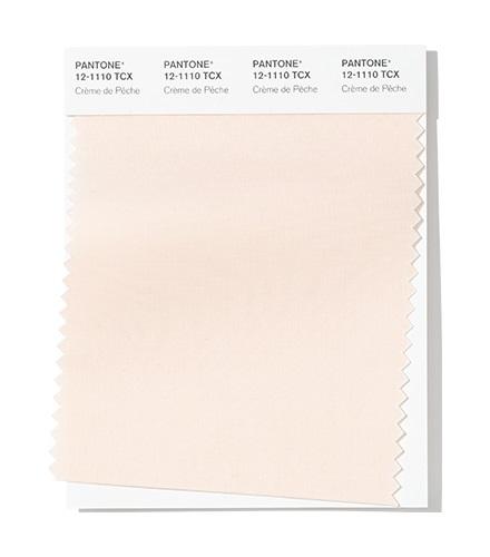 PANTONE 12-1110 Crème de Pêche – Персиковый креммодный цвет осень зима 2020