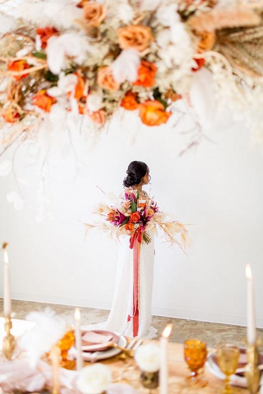 Wedding Color Palette 2019 Golden Hour Pantone (19)