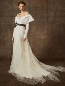 самые красивые свадебные платья 2020Danielle Frankel New York Bridal Spring 2020