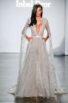 самые красивые свадебные платья 2020 Inbal Dror Bridal Fall 2020