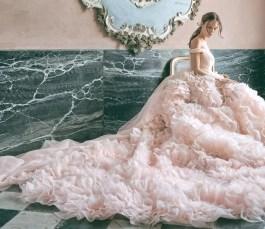 Monique Lhuillier New York Bridal Fall 2020