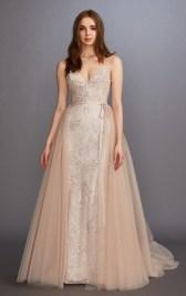 модные тенденции свадбеной моды 2020 роззовый цвет