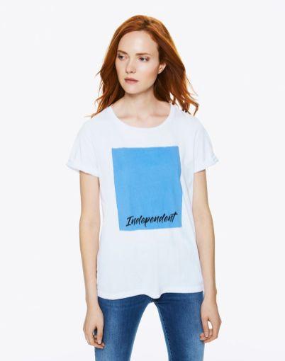 модные футболки 2019 - модные принты