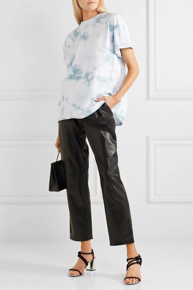 модные футболки 2020 - Tie Dye модные принты