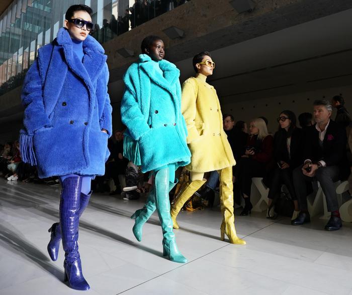 мода осень 2019 зима 2020 модные тенденции и цвета