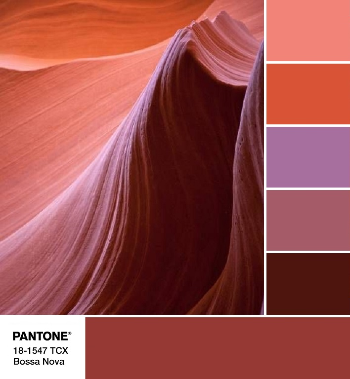 модные цвета весна лето 2020 пантон цветовые комбинации