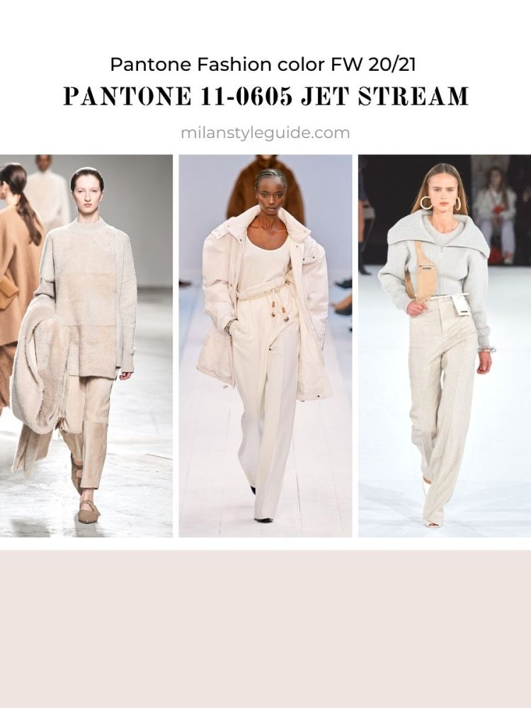 PANTONE 11-0605 Jet Stream