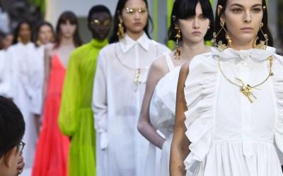 модные тенденции весна лето 2020 фото