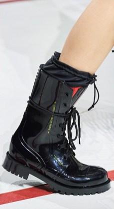 модная обувь 2020: тенденции осень весна и зима армейские ботинки 2020