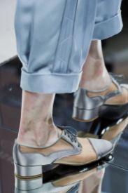 модная обувь весна осень зима 2020 броги