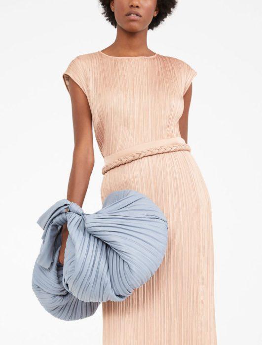 платье плиссе Max Mara