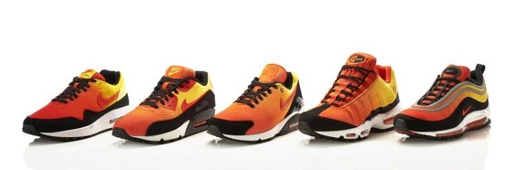 Nike Air Max Sunset модные кроссовки 2020 года