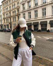 бомбер 2021 как модно носить