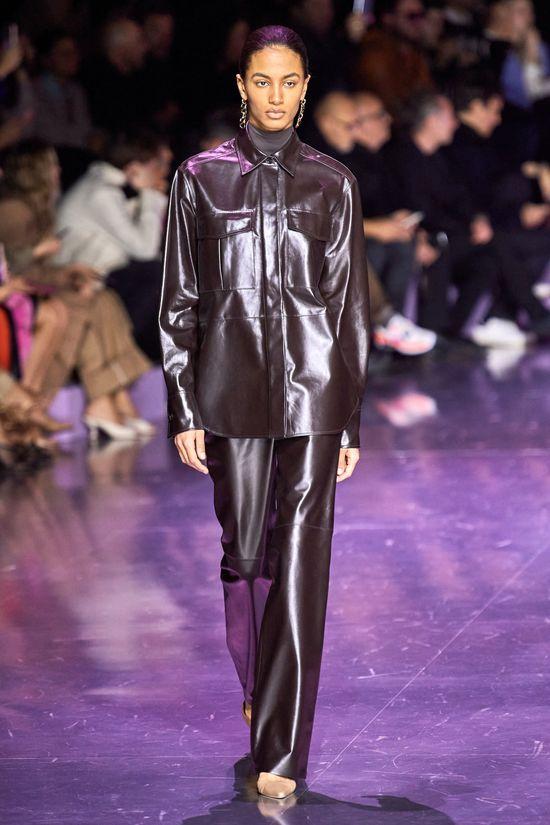 модные тенденции осень 2020 2021 модные куртки