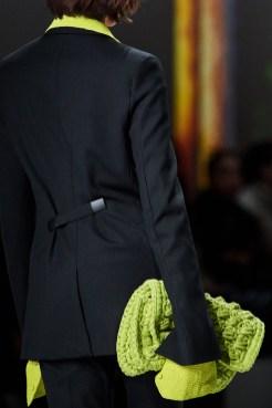 модные тенденции сумок осень 2020 зима 2021 вязаная сумка