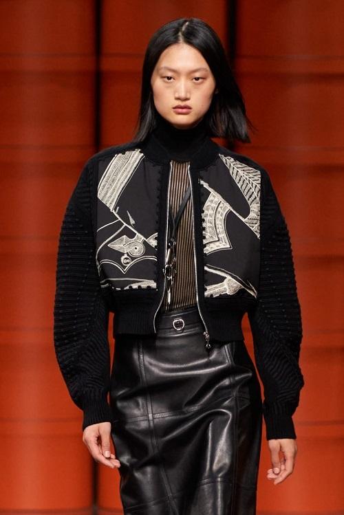 модные куртки 2021 - тренд куртка бомбер