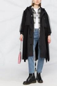 модные куртки 2021 модные тенденции парка