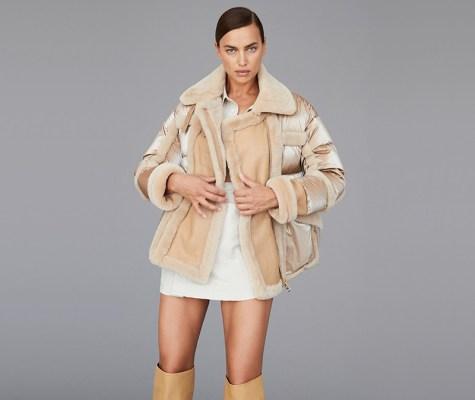 модные модели пуховиков зима 2020 2021 с мехом