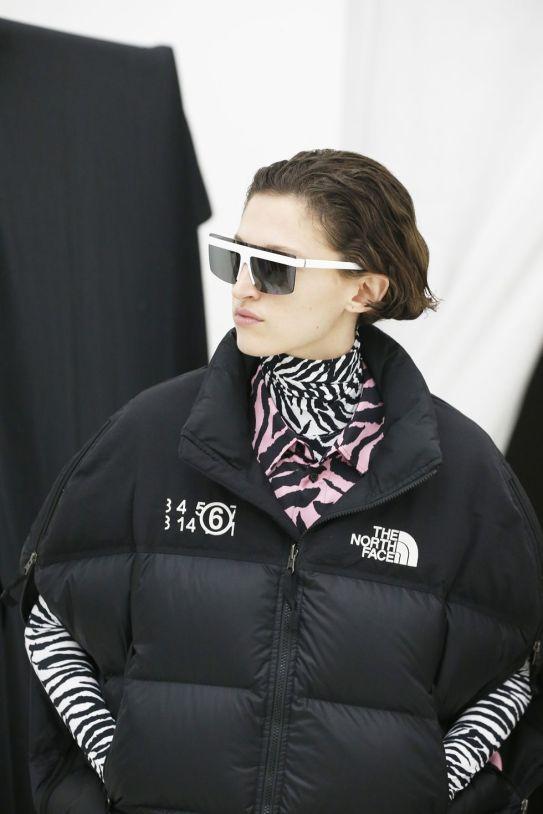 модные пуховики зима 2020 2021 гибриды
