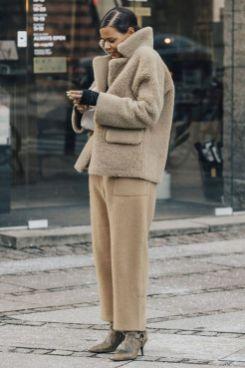 модные шубы Taddy street style 2020 2021 тенденция Taddy