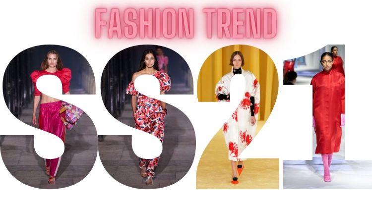 модные тренды весна лето 2021 фото