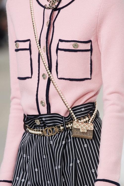 модные сумки 2021 Chanel