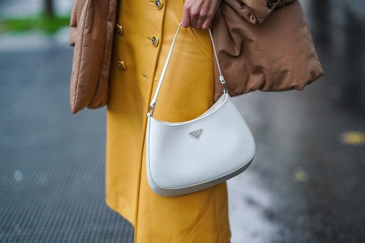 Модые тенденции сумок 2021 модные сумки Prada