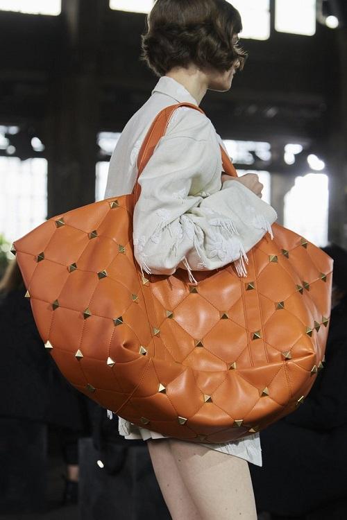 модные сумки большие сумки 2021 fashion big bag trend 2021