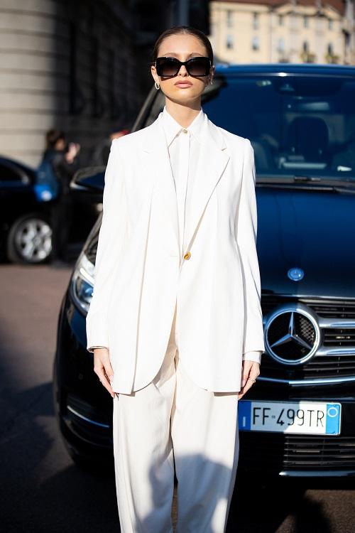 модные костюмы женские 2021