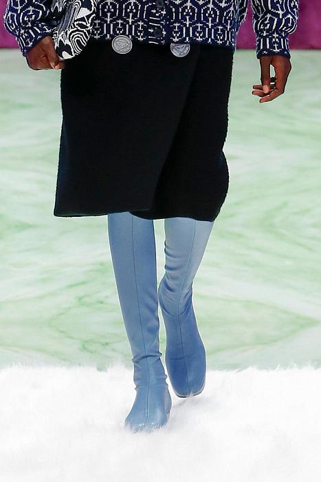 модные сапоги весна осень 2021 2022 тренд ботфорты
