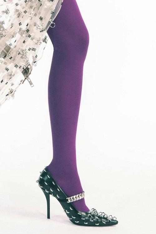 модная обувь весна лето 2021 тренд клепки
