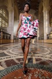 модные платья лето 2021 - тренд платье в цветочек