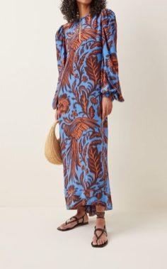 модные платья бохо 2021 года модный тренд