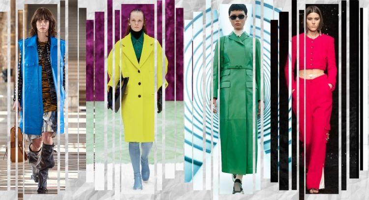 модные тенденции женкой одежды и аксессуаров осень зима 2022 2021 фото