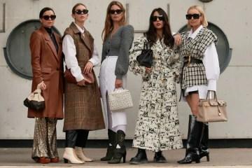 модные тенденции женкой одежды и аксессуаров осень зима 2022 2021