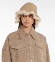 модные меховые шапкиосень зима 2021 2022 тенденции